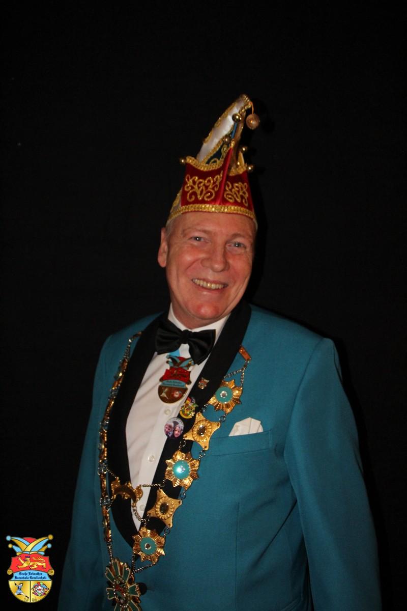 Wolfgang Cüppers 2.Vorsitzender