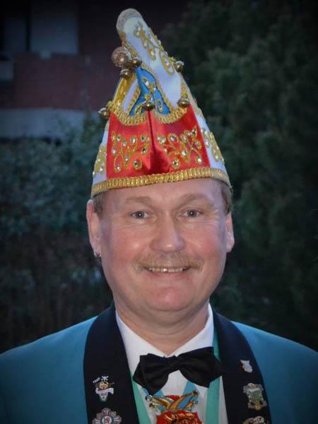 Präsident & 1. Vorsitzender Udo Wolffram