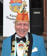 2. Vorsitzender Wolfgang Cüppers