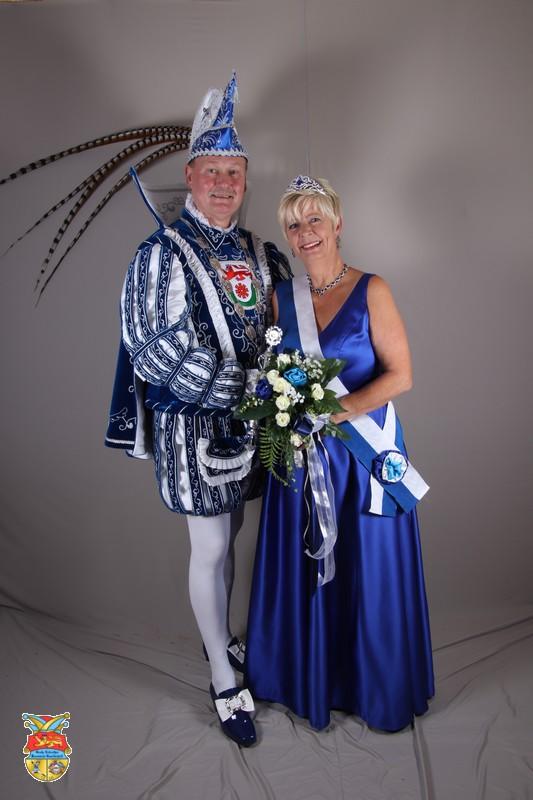 Prinzenpaar 2019-2020