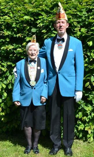 Margarete I & Otto I